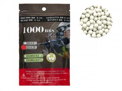 Kulki 0,25g - 1000 szt PREMIUM[P&J]